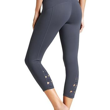 Athleta Womens Power X's & O's Capri