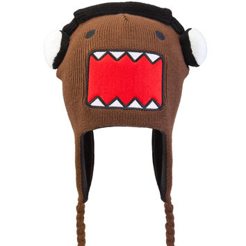 Domo - Headphones Domo Peruvian Knit Hat