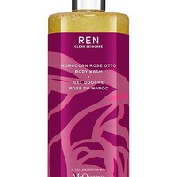SPACE.NK.apothecary REN McQueens Moroccan Rose Otto Body Wash (Limited Edition) | Nordstrom