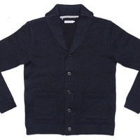 Deluxe Sweet Home Wool Shawl Cardigan - Bodega