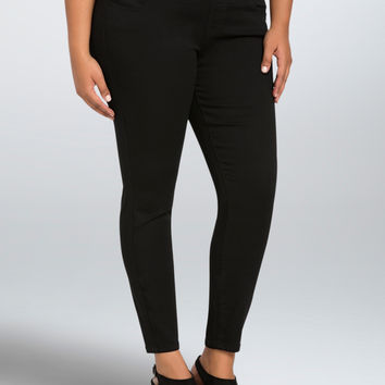 Torrid Lean Jean - Black Rinse (Tall)