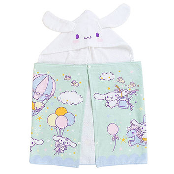 Buy Sanrio Die-Cut Hooded Towel Cinnamoroll Starry Sky at ARTBOX