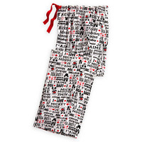 Disney Mickey Mouse Lounge Pants for Women | Disney Store