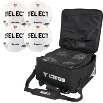 Select Size 5 Match Day Soccer Package - 4 Pack   DICK'S Sporting Goods