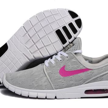 """Nike SB Stefan Janoski Max"" Women Sport Casual Small Air Cushion Sneakers Running Sho"