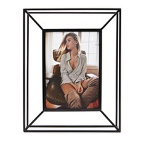 Floating Metal Picture Frame