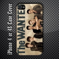 The Wanted ACKSHOT Custom iPhone 4 or iPhone 4S Case