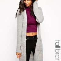 New Look Tall | New Look Tall Midi Cardi at ASOS