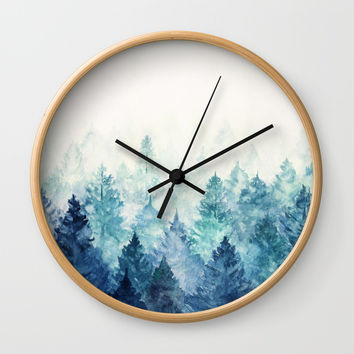 Fade Away Wall Clock by vivianagonzlez