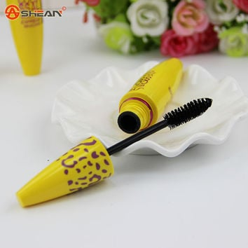 Cosmetic Extension Length Long Curling Eyelash Makeup Black Mascara Eye Lashes Makeup