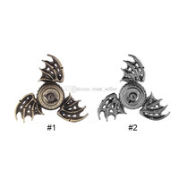 Eagle Eye Dragon Wing Metal EDC Hand Spinner Fidget Toys Finger Fingertips Gyro Tri Triangle Spinners HandSpinner Spinning Top DHL