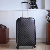 LV Louis Vuitton Pegase 50 Rolling Luggage Suitcase Big TRAVEL BAG