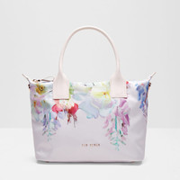Hanging Gardens small tote bag - Baby Pink | Bags | Ted Baker UK