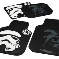 Star Wars Automotive Floor Mats - Stormtrooper - 1 Rear/Utility