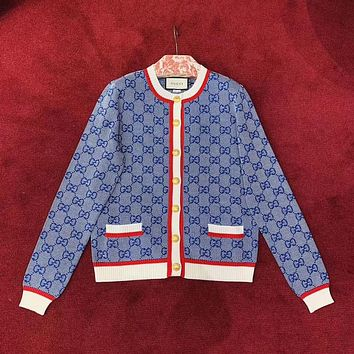 GUCCI Cardigan Sweater Unisex