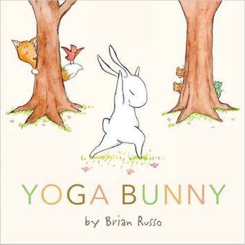 Yoga Bunny Hardcover – December 6, 2016
