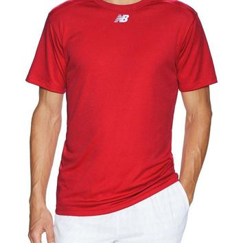 QIYIF new balance men s team top red