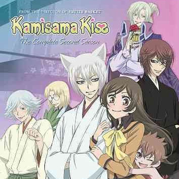 KAMISAMA KISS-SEASON 2 (BLU RAY/DVD COMBO) (2DISC)