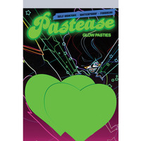Pastease Glow In The Dark Heart O-s