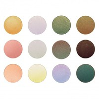 Makeup Geek Duochrome Eyeshadow Complete Set (12 Pans) - Duochrome Collection