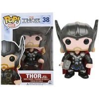 Thor The Dark World Pop Vinyl Figure - Thor with Helmet : Forbidden Planet