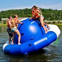 Rave Sports 12-foot Inflatable Saturn Inflatable Water Toy | Overstock.com Shopping - The Best Deals on Inflatables
