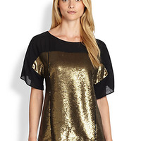 Maryann Sequin Top