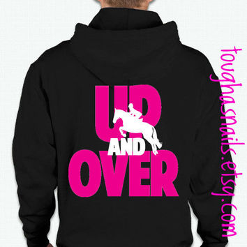 Up and Over Zip-Up Hoodie