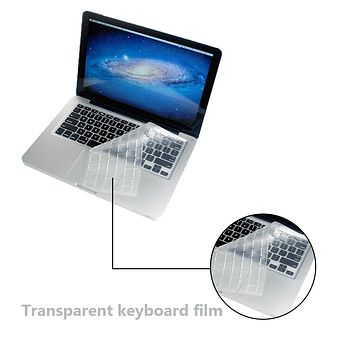 Silicon Keyboard Cover Laptop Skin Notebook Protector for Apple For Macbook Air 13/Retina 13 15/Pro 13 15