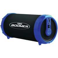 Naxa Boomer Portable Bluetooth Speaker (blue)