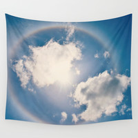 Halo Wall Tapestry by RDelean