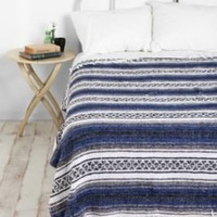 UrbanOutfitters.com > Mexican Falsa Blanket