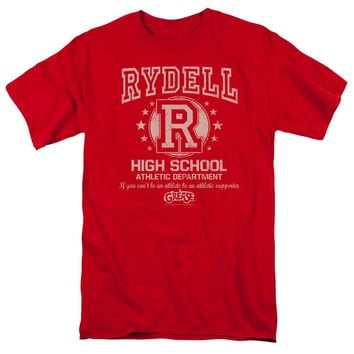 Grease - Rydell High Short Sleeve Adult 18/1