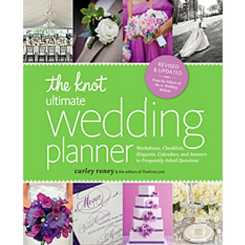 The Knot Ultimate Wedding Planner at The Knot Wedding Shop
