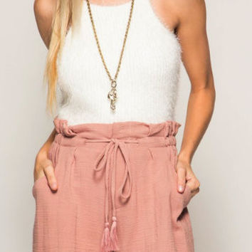 Rose to the Occasion Shorts