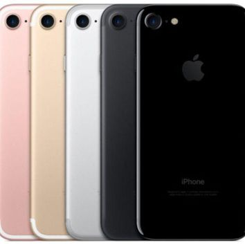 VONW3Q Apple iPhone 7 32GB 128GB Rose Gold, Black UNLOCKED