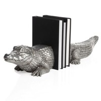 Z Gallerie - Alligator Bookends - Set of 2