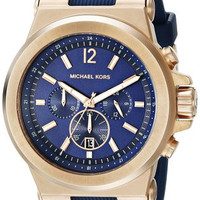 Michael Kors Men's Dylan Blue Watch MK