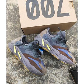 Adidas Yeezy 700 Boost Hot Sale Fashion Women Men Casual Running Sport Shoes Sneakers Coffee