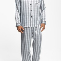 Men's Majestic International 'Knights in Shining' Silk Pajamas