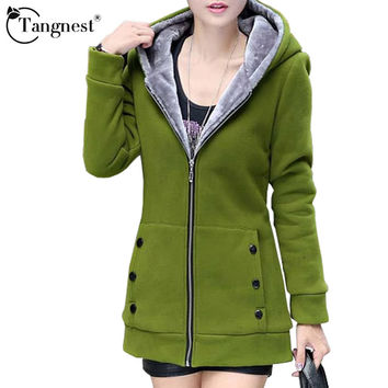 Autumn Winter Women Sport Suit 2016 Casual Long Sleeve Plus Size M-3XL Hooded Sweatshirts Moleton Feminino WWM514