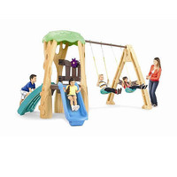 Little Tikes Tree House Swing Set