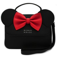 Loungefly x Minnie Ears & Bow Crossbody Bag - Bags