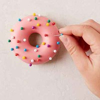 Desk Donut Pushpins + Holder Set - Urban Outfitters