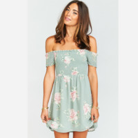 Show Me Your Mumu - Dolly Smoked Dress