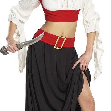 Renaissance Pirate Wench