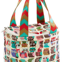 ModCloth Owls If You Can't Stand the Hoot Lunch Bag