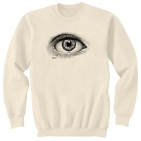 Third Eye Art Sweatshirt Ultra Cotton Small - 2XL