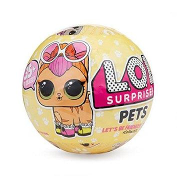L.O.L. Surprise. Series 3, Lol Surprise Pets