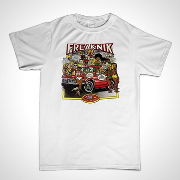 Freaknik 99' Short Sleeve T-Shirt